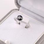 Fehér arany gyémánt gyűrű (Au2479GT)