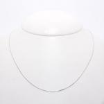 Fehér arany nyaklánc (Au2518GT)
