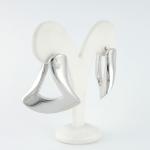 Fehér arany fülbevaló (Au1426GT)