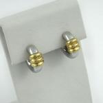 Navarro arany fülbevaló (Au363GT)