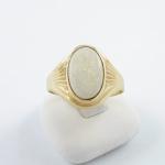 Arany gyűrű opál kővel (Au1571GT)