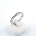 Fehér arany gyűrű (Au228GT)