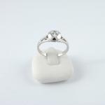 Fehér arany gyűrű (Au273GT)