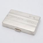 Ezüst szelence (Ag1448GT)