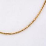 Arany nyaklánc (Au1973GT)
