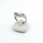 Ezüst gyűrű (Ag284GT)