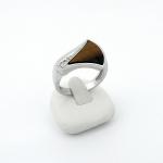 Ezüst gyűrű (Ag286GT)