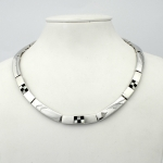Stahl ezüst nyakék (Ag274GT)