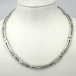 Stahl ezüst nyakék (Ag276GT)