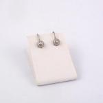 Fehér arany gyémánt fülbevaló (Au1301GT)
