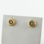 Nanis fülbevaló gyémánttal (Au2281GT)