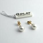 Golay arany fülbevaló (Au2295GT)