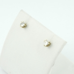 Arany gyémánt fülbevaló (Au811GT)