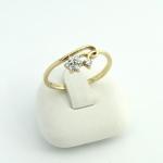 Arany gyémánt gyűrű (Au414GT)