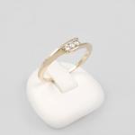 Arany gyémánt gyűrű (Au562GT)