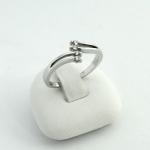 Fehér arany gyémánt gyűrű (Au421GT)