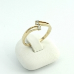 Arany gyémánt gyűrű (Au566GT)