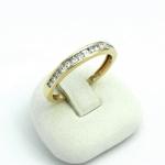 Arany gyémánt gyűrű (Au610GT)