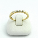 Arany gyémánt gyűrű (Au615GT)