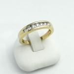 Arany gyémánt gyűrű (Au620GT)