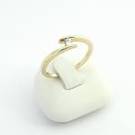 Arany gyémánt gyűrű (Au653GT)