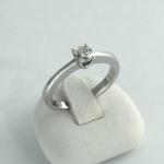 Fehér arany gyémánt gyűrű (Au692GT)
