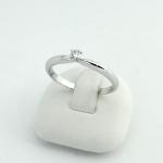 Fehér arany gyémánt gyűrű (Au694GT)