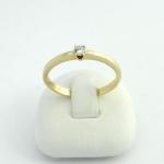 Arany gyémánt gyűrű (Au708GT)