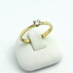 Arany gyémánt gyűrű (Au726GT)