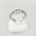 Fehér arany gyémánt gyűrű (Au748GT)