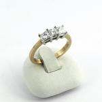 Arany gyémánt gyűrű (Au793GT)