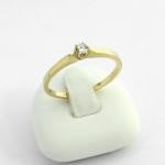 Arany gyémánt gyűrű (Au820GT)