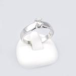 Fehér arany gyémánt gyűrű (Au826GT)