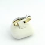 Arany gyémánt gyűrű (Au876GT)