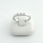 Fehér arany gyémánt gyűrű (Au882GT)
