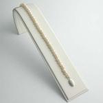 Ezüst gyöngy karkötő (Au2504GT)