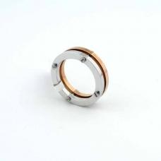 Molecole ezüst gyűrű (Ag412GT)