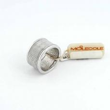 Molecole ezüst gyűrű (Ag416GT)