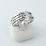 Nina Ricci gyűrű gyönggyel (Ag431GT)
