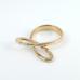 Nina Ricci gyűrű gyémánttal (Au452GT)