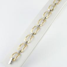 Donna Oro gyémánt karkötő (Au903GT)