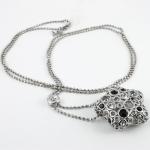 Morellato acél nyakék gyémánttal