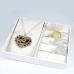 Nanis exkluzív nyakék gyémánttal, gyöngyházzal és arannyal (Au2287GT)