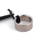 Rebecca acél gyűrű